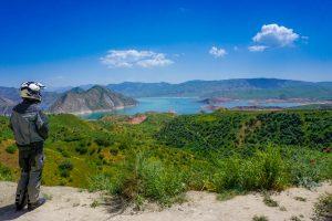 Stunning view in Tadjikistan