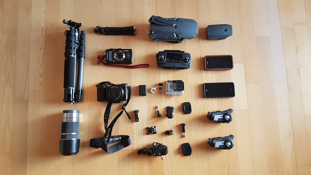 Photo and film equipment