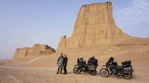 Motorbike Travel In Iran