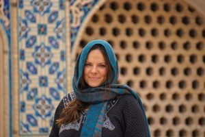 Travelling Iran as a woman