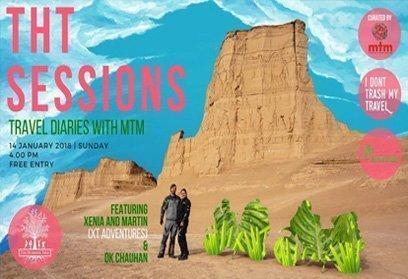 THT Session XT Adventures