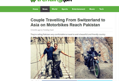 Trending Pakistan Article XT Adventures