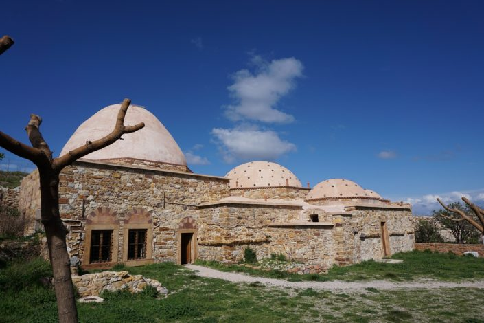 Old Hammam on the island of Chios