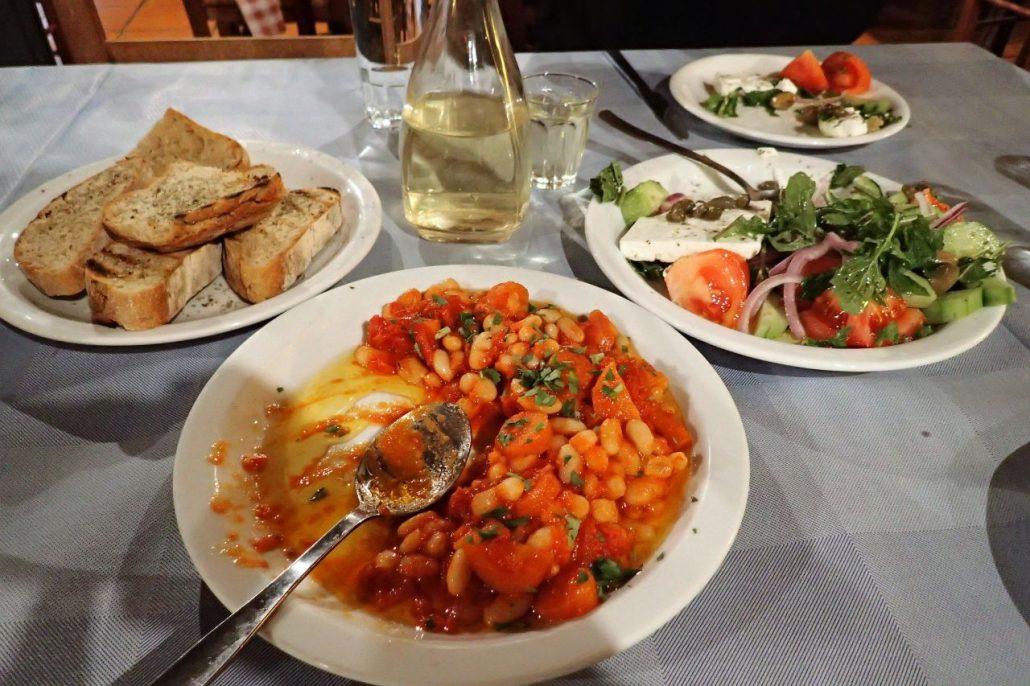 Yummi Greek food