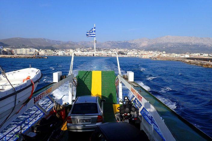 On the way to Turkey