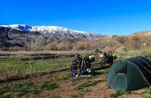 Nice campspot