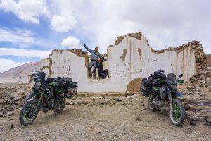 Highlands of Tadjikistan
