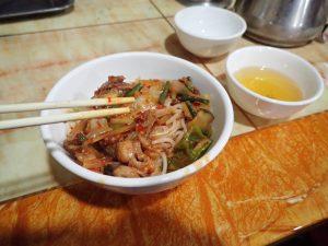 Even better Uigur food