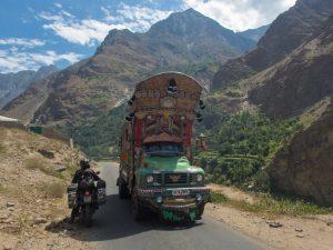 Pakistani Truck
