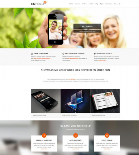 Wordpress-Enfold-Theme