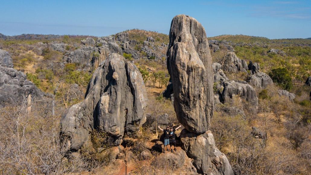 Balancing Rock, Chillagoe