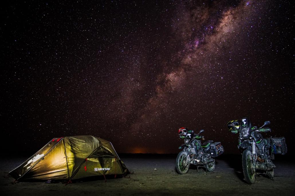 A night under a millon stars