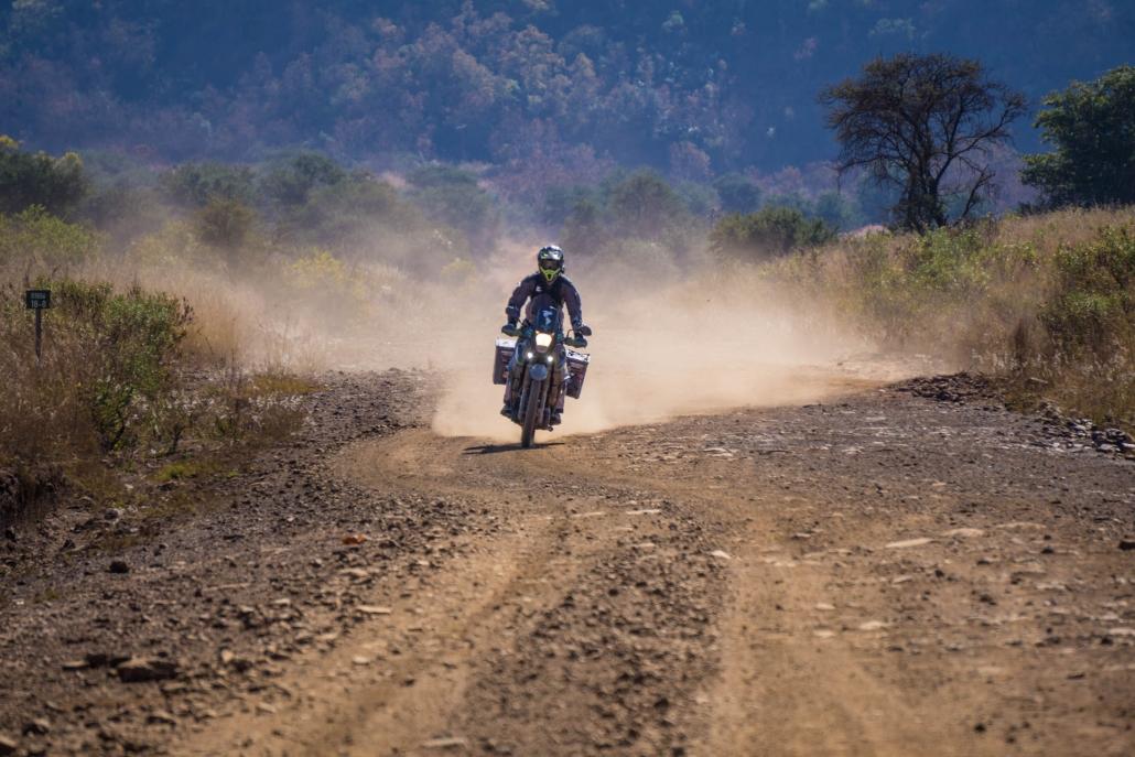 Dirt Road towards Graskop