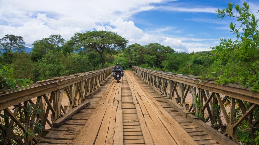 Lovley old bridge