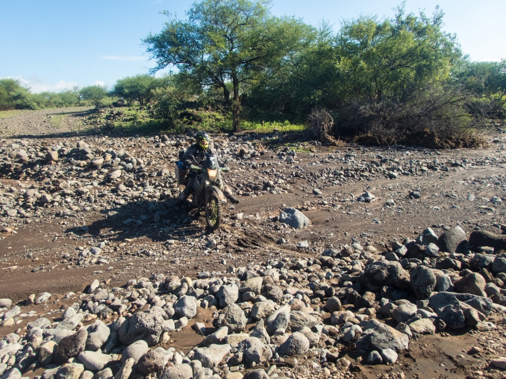 On the way to Lake Natron...horrible track