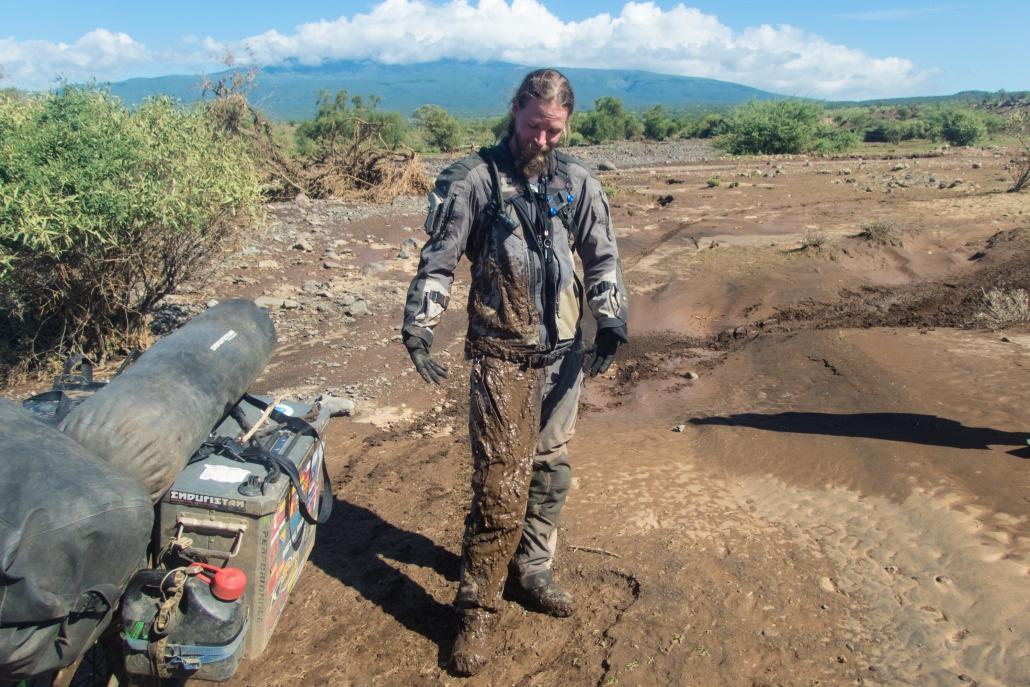 Muddy stuff