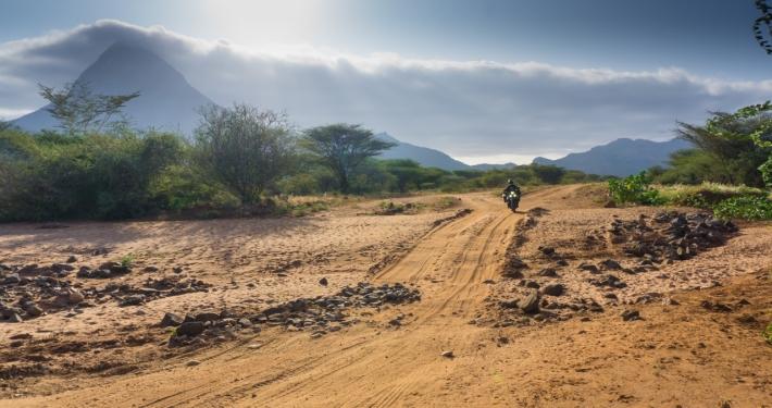 MotorbikeinKenya