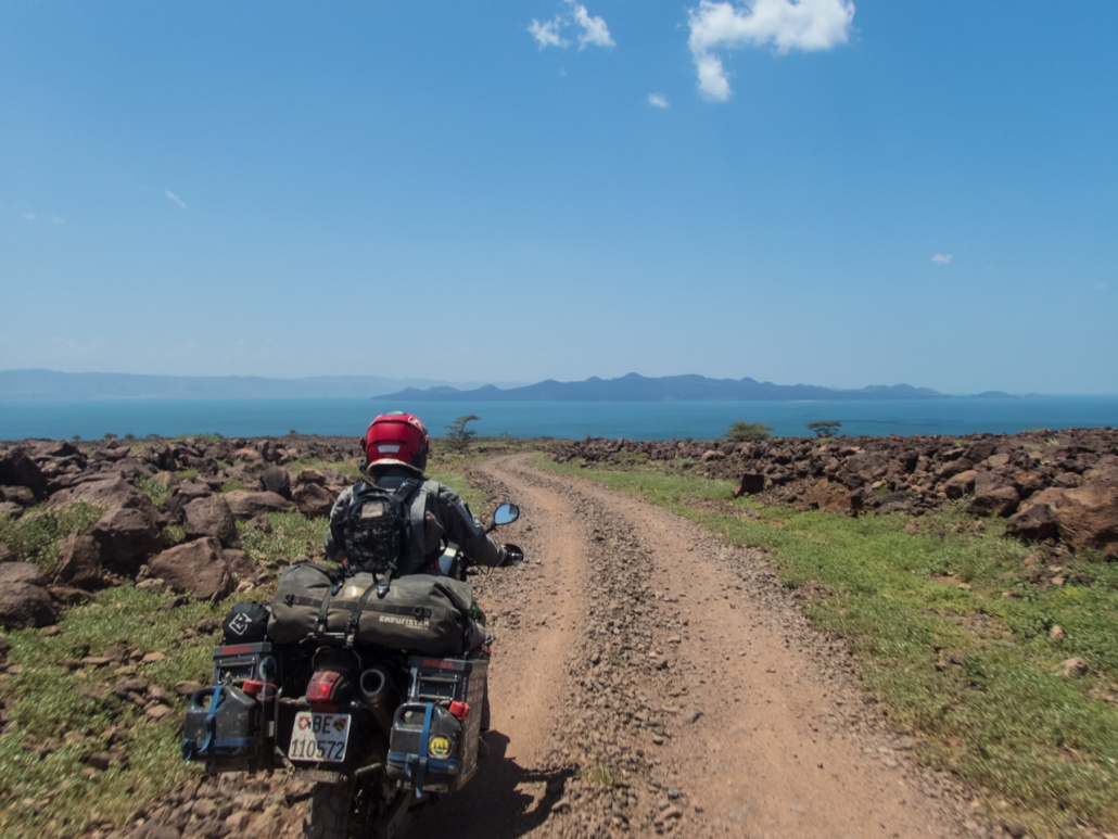 Beautiful Lake Turkana
